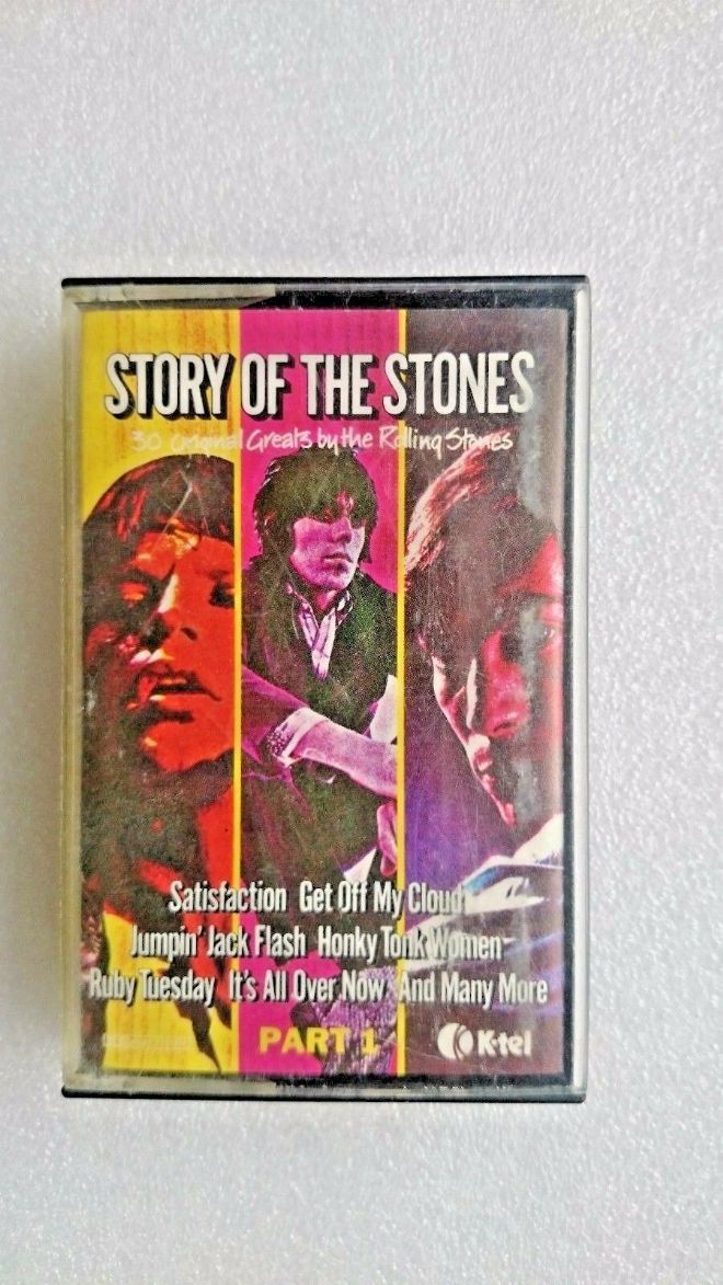 The Story of the Stones Cassette (Part One)